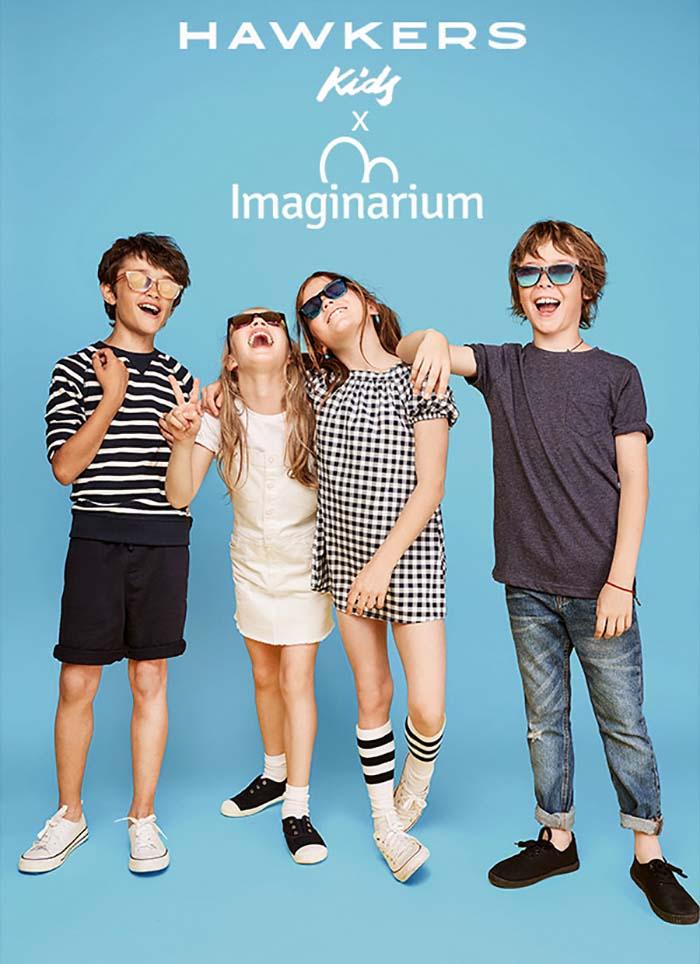 8ae8a6d85e Gafas de Sol Hawkers Kids para Ninos By Imaginarium - Pintando una ...