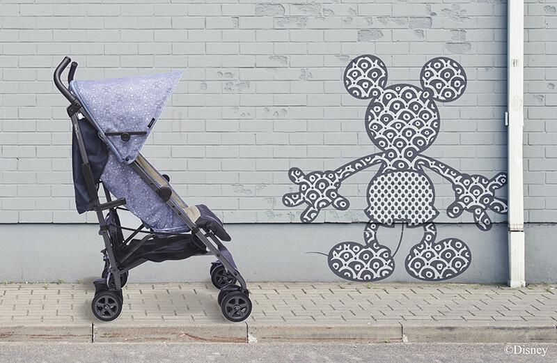 silla de paseo easywalker disney
