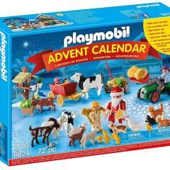 Calendario de Adviento de Juguetes