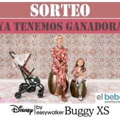 Ganadora Sorteo Silla Ligera de Paseo EasyWalker de Disney