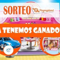 Ganadora de Juguetes Playmobil
