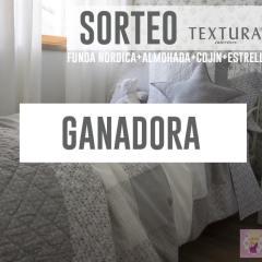 ROPA DE CAMA TEXTURA – GANADORA