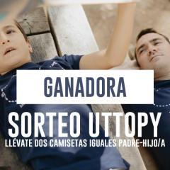 Camisetas Uttopy – Ganador