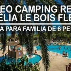 Alojamientos para Familias en Camping Sunelia Le Bois Fleuri