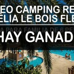 Ganador Sorteo Vacaciones en Camping Resort Sunelia Le Bois Fleuri