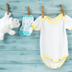 Consejos prácticos para lavar la ropa del bebé