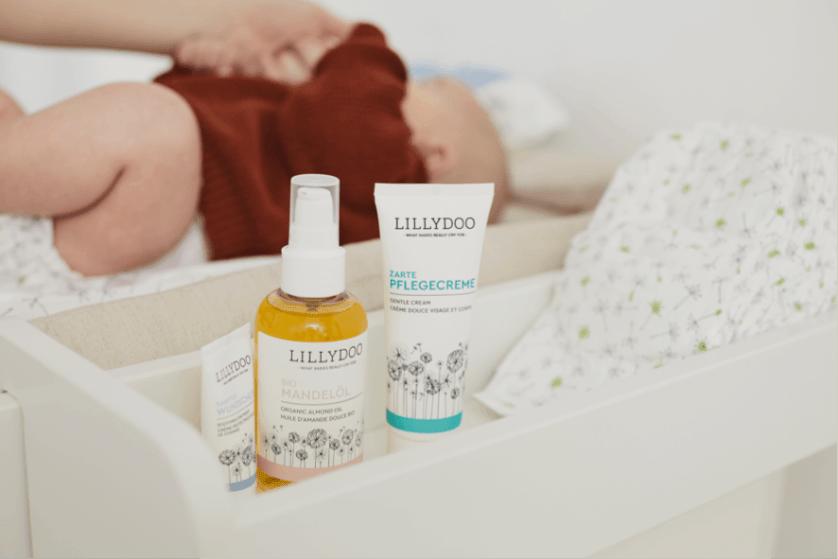 productos para la piel del bebé