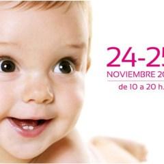 Bebés y Mamás, el salón de la futura mamá, días 24 y 25 de Noviembre en IFEMA