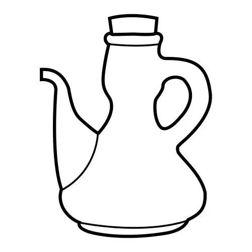 aceituna o oliva dibujo para colorear dibujos para colorear car