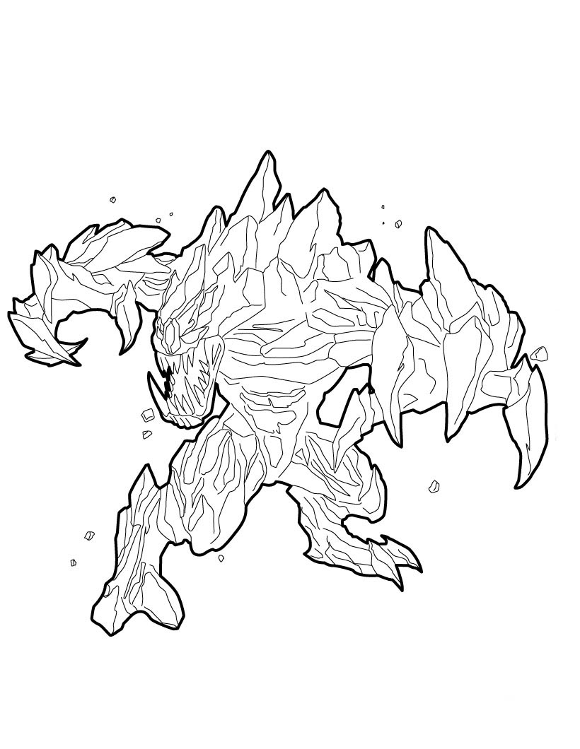 desenho do max steel para colorir
