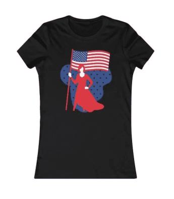 Americans-t-shirts