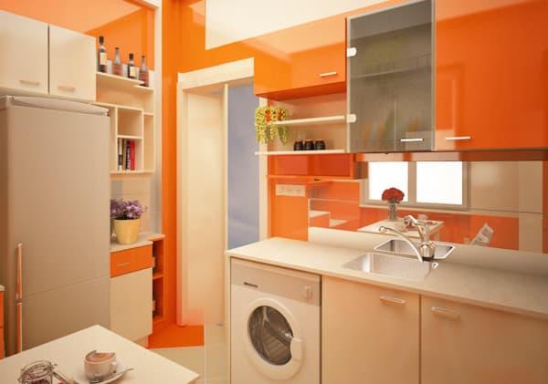 Colores ideales para tu cocina.