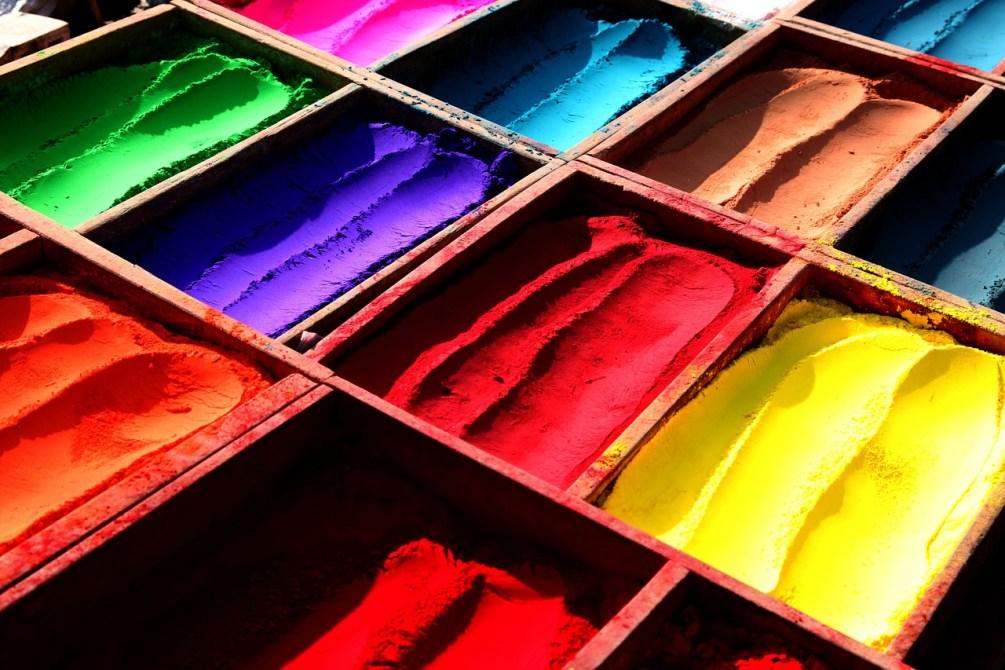 Pintores que hagan colores