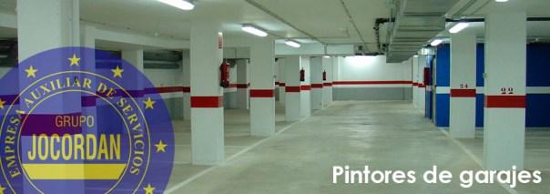 pintores de garajes