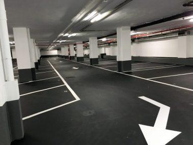 Garaje Hotel Bilbao
