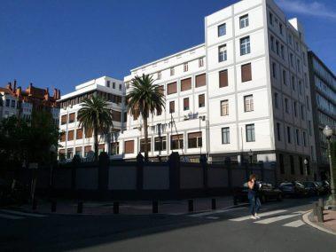 Escuela Magisterio Barrainkua Bilbao