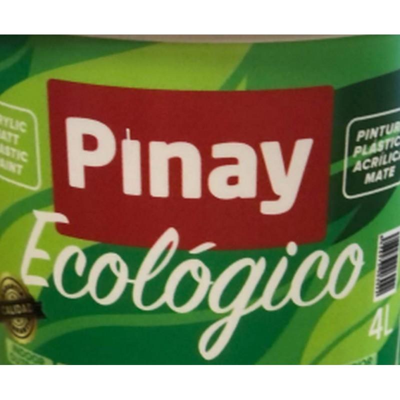 Pintura plástica ecológica PINAY  (mate)
