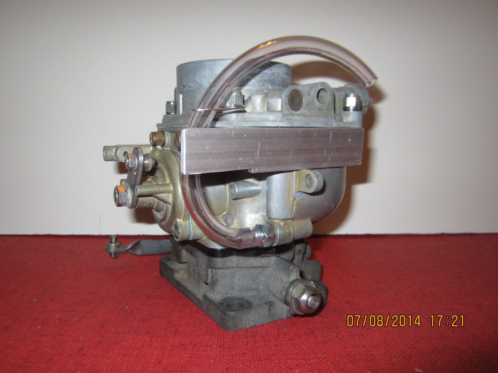 Zenith Carburetor Adjustment Diagram