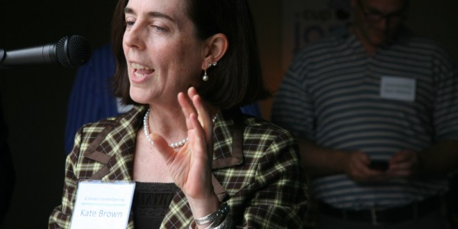 An Interview with Governor, Candidate, and Alumna Kate Brown