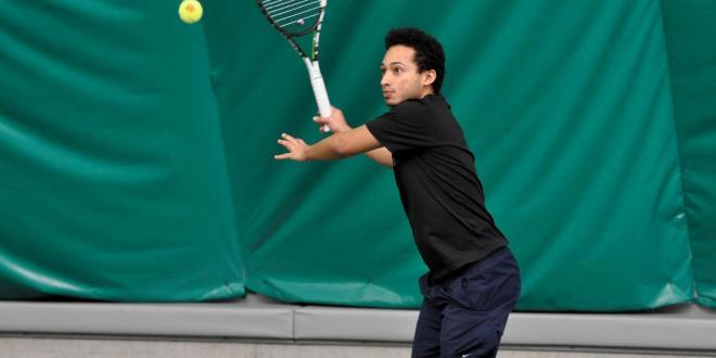 Tennis Starts the Season on a Roll