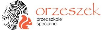 """Logo Przedszkola Specjalnego """"Orzeszek"""""""