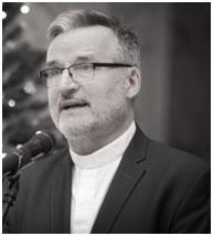 Na zdjęciu świętej pamięci ksiądz Stanisław Jurczuk