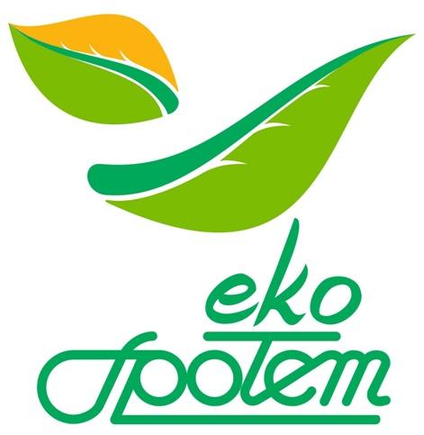 Logo typ eko społem rgb
