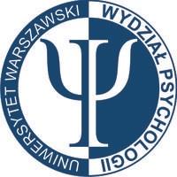 Logo Wydziału Psychologii Uniwersytetu Warszawskiego