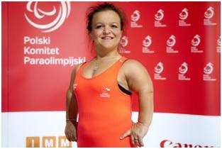 Na zdjęciu Justyna Kozdryk