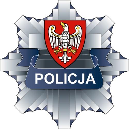 Logo wielkopolskiej policji