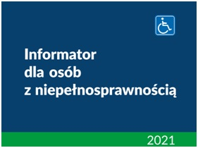 Nowy informator dla osób z niepełnosprawnością