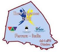 Plakat promujący wydarzenie SUDS Open Euro Trigames 2021