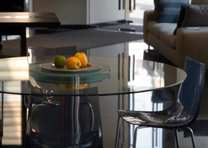 Custom Tabletop & Counter Glass