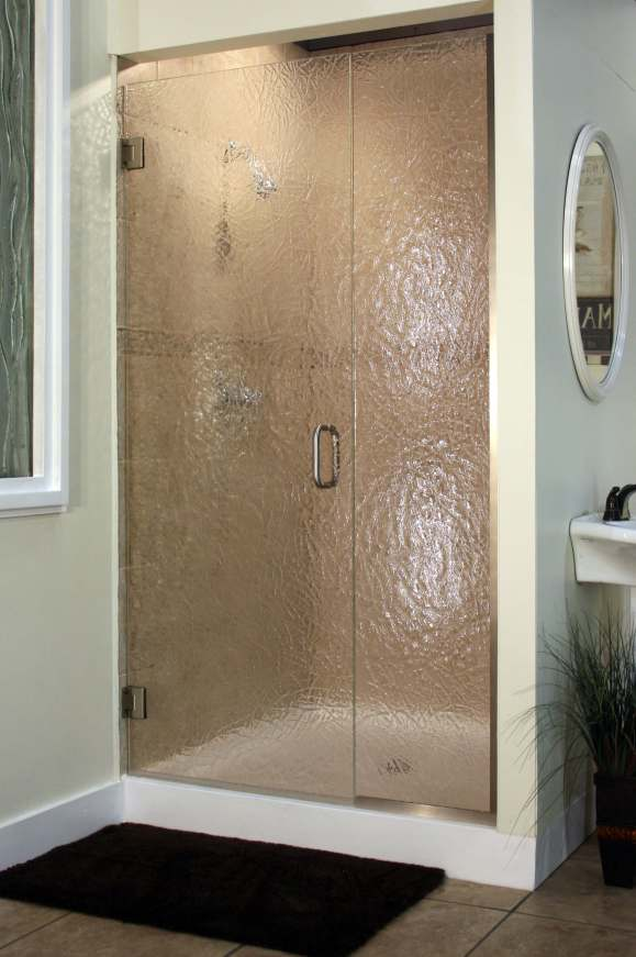 Heavy Glass Shower Enclosure - Savanna, shower enclosure example