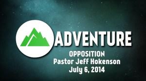 adventureOPPOSITION