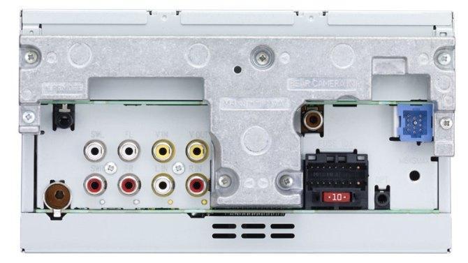 avhp3100dvd  indash doubledin dvd multimedia av receiver