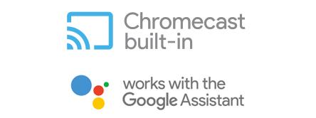 chromecast built in logo