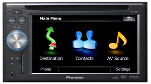 AVICF700BT  InDash Navigation AV Receiver with CD Player and BuiltIn Bluetooth   Pioneer