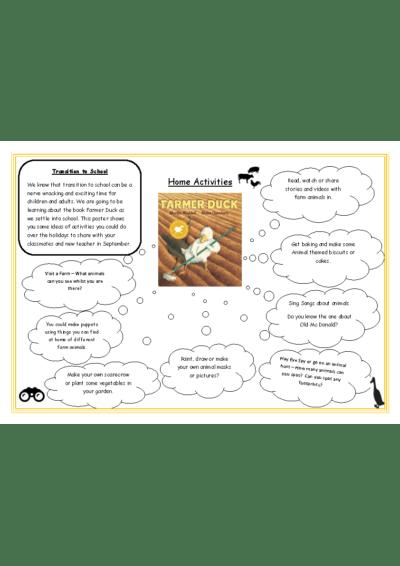 Parents Activity Ideas