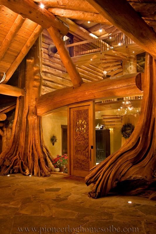Log Cabin Home Builders