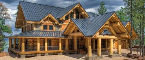 Log Home And Log Cabin Floor Plans | Pioneer Log Homes Of ...