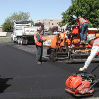 asphalt paving overlays