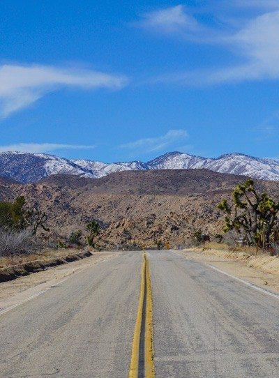 Pioneertown road image