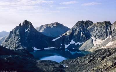 Pokaz slajdów z Gór Kaçkar w Towarzystwie Eksploracyjnym