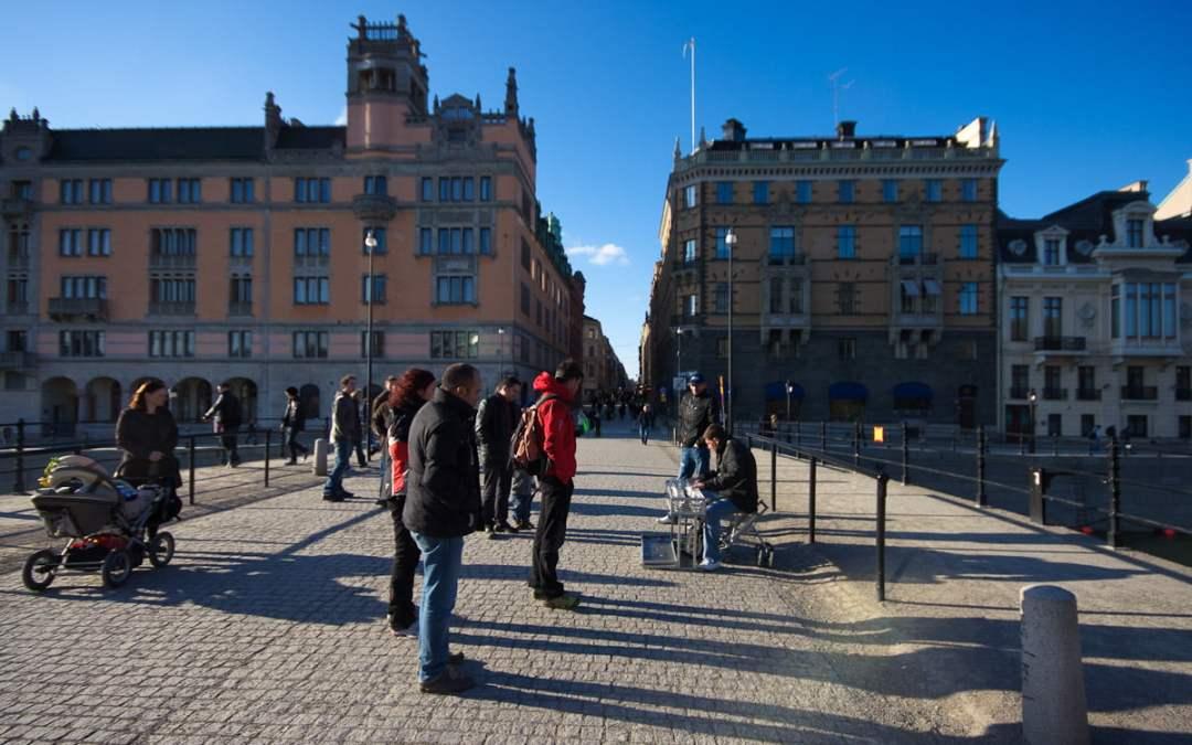 Warszawa – Sztokholm