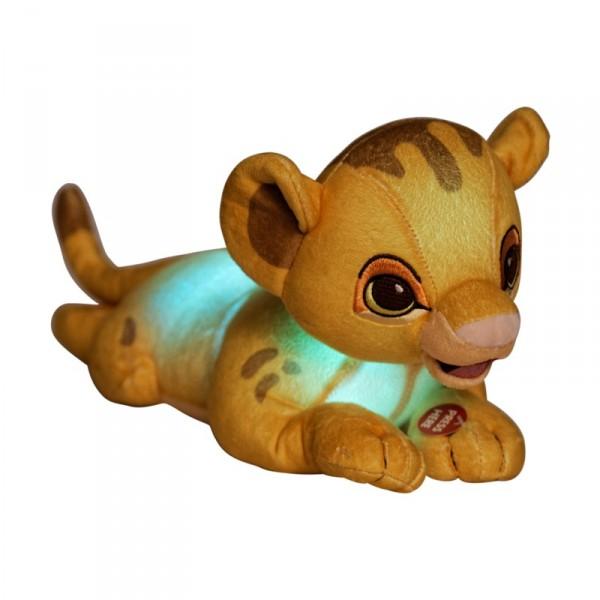 Bb Simba Peluche Lumineuse Disney Doudou Lumineux