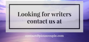 looking for writers
