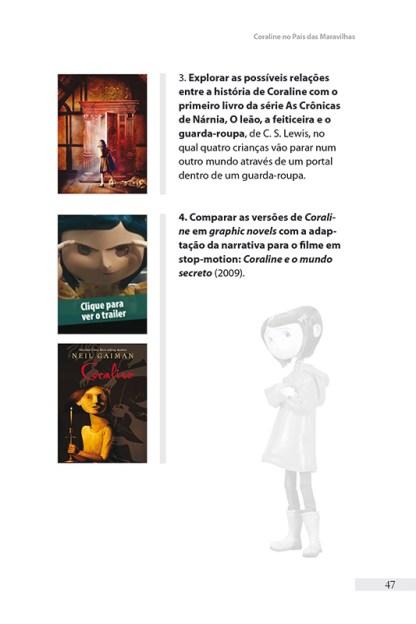 Literatura e outras linguagens no ensino fundamental