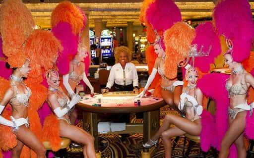 オンラインカジノはライブゲームも稼ぎやすい