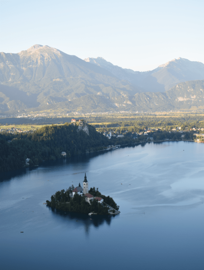 3 Places You Need to Visit in Slovenia Lake Bled